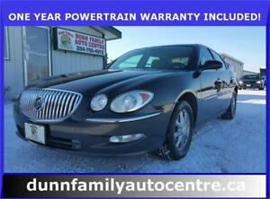 2008 Buick Allure CXL MODEL!