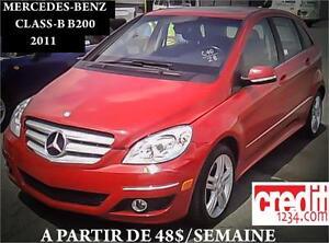 2011 Mercedes-Benz Classe-B,À PARTIR DE 48$/SEM.100% APPROUVÉ !