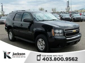 2013 Chevrolet Tahoe LS 4WD - Heated leather front seats