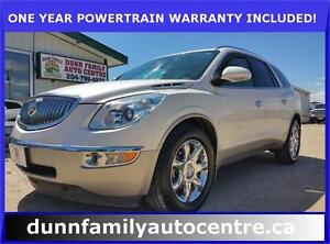 2010 Buick Enclave CXL2 LOADED MODEL!