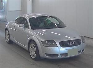 2002 Audi TT 1800 QUATTRO TURBO 4WD 6MT LEATHER 65K