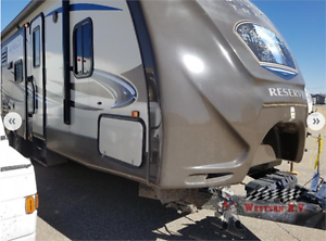Used 2014 CrossRoads RV Sunset Trail Reserve 28 BH ON SALE!!!!