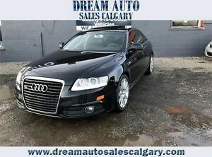 2010 Audi A6 3.0L S-line Special Edition w/Nav