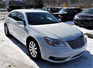 2013 Chrysler 200 Touring | Easy Car Loan Available Any Credit