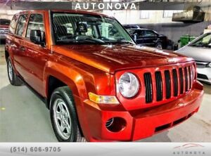 ***2009 JEEP PATRIOT***A.C/CUIR/MAGS/4CYL/514-299-4706