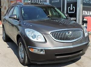 2009 Buick Enclave CXL/\7PASS/\BACK UP/\SUNROOF/\LEATHER