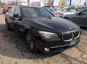2009 BMW 7 Series 750i, NAV, CAM, Head up display, CUIR, TOIT,..
