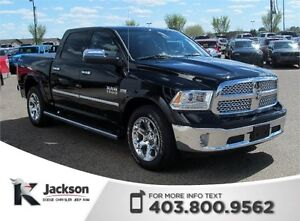 2015 Ram 1500 Laramie - Air Suspension, Nav, Sunroof