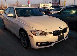 2013 BMW 328i xDrive, SPORT LINE, 4X4, TOIT** 1 AN DE GARANTIE**