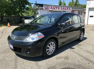 2008 Nissan Versa Comes Certified/Automatic/1Owner/4 Cylinder