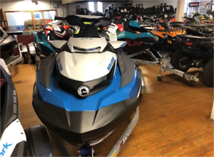 2018 Sea-Doo/BRP GTX 155 NO PAY 4/6 MONTHS