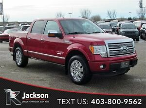 2012 Ford F-150 - Nav, Heated front & rear seats!