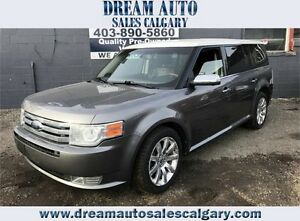2009 Ford Flex Limited 7 passenger awd!!! price to sell quick
