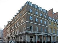 St James's SW1 - Private Office & Desk Space available - Serviced and refurbished