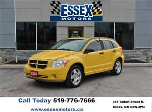 2007 Dodge Caliber SXT**New Brakes**Safetied***Well Maintained**