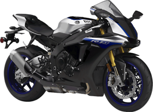 2018 YAMAHA - YZF-R1M ABS MOTOCYCLE