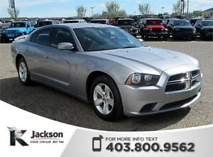 2014 Dodge Charger SE RWD - Touchscreen, Pwr Seat