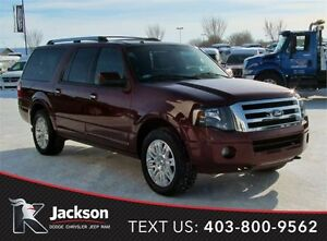 2013 Ford Expedition Max Limited - Dual DVD, Navigation