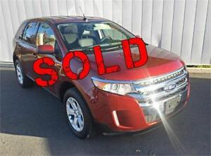 2014 Ford EDGE SEL AWD W/ Ext Warr.
