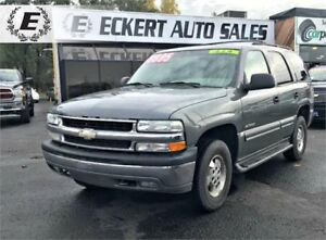 2002 Chevrolet Tahoe LS 4x4 WITH LEATHER/SUNROOF