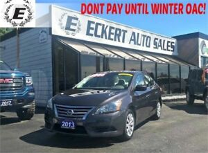 2013 Nissan Sentra SV WITH BLUETOOTH
