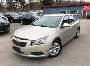 2014 Chevrolet Cruze 1LT | ONLY 12000 KMS | FOR LOW LOW PRICE