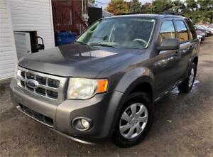2009 Ford Escape XLT 4 CYLINDRES 2,5L ***EXTRA PROPRE*** !!!