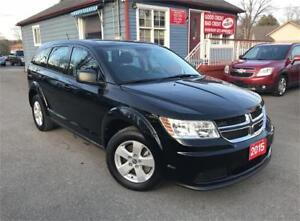 2015 Dodge Journey 7 Seater 4 Cylinder Only 32000 kms Like New