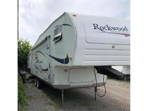 2005 Rockwood...BAD CREDIT FINANCING AVAILABLE!!