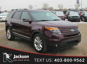 2011 Ford Explorer Limited 4WD w/Tech pkg & Nav