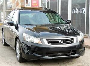 2009 Honda Accord Sedan EX/V6/AUTO/SUNROOF