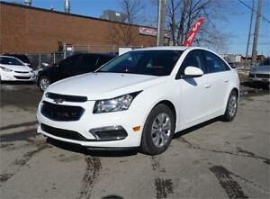 2016 Chevrolet Cruze Limited LT.Carproof Clean.One Owner.