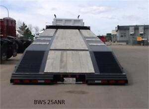 2019 BWS 25ANR114 17.5 Tag Trailer On order