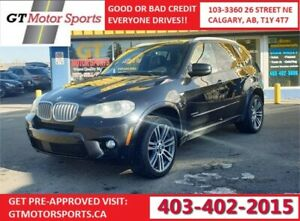2012 BMW X5 50i M Package | $0 Down - EVERYONE APPROVED