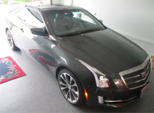 2015 Cadillac ATS Coupe Luxury AWD Call Bernie 780-938-1230