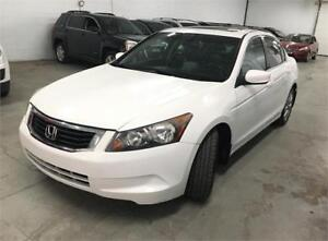 2008 Honda Accord EX-L (Automatic, Cuir, Toit Ouvrant, Mags) !!!