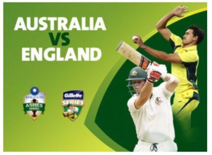 2x tickets are gillet ODI England vs Australia optus stadium