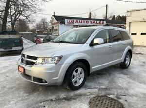 2009 Dodge Journey SXT/Automatic/Certified/4 Cylinder Gas Saver
