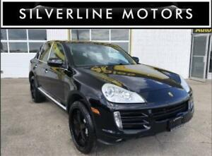 "2008 PORSCHE CAYENNE S, AWD, 22"" WHEELS, LOW MILEAGE!"