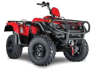 KINGQUAD 500AXI POWER STEERING SPECIAL EDITION