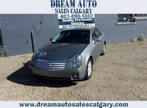 2006 Cadillac CTS APPLY TODAY FOR A 100% APPROVAL!!!
