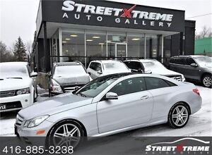 2013 Mercedes-Benz E350 FULLY LOADED ALL WHEEL DRIVE & AMG STYLE