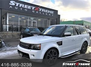 2012 Range Rover SPORT SC !!!CLEAN CAPROOF & FULLY LOADED!!!