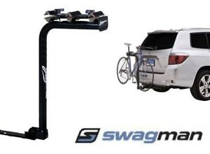 "3 Bicycle Carrier ~ 1.25"" Receiver"