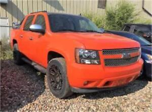 2008 Cheverolet Avalanche Ltz Financing Available