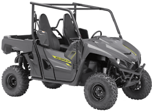 2019 WOLVERINE X2 EPS - YAMAHA SIDE BY SIDE