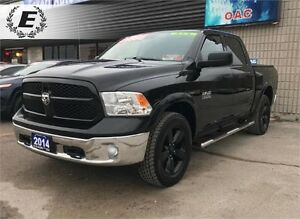 2014 Ram 1500 Outdoorsman 4X4 | WITH BLUETOOTH AND TONNEAU COVER