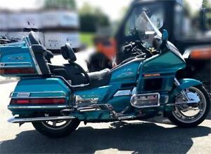 1993 HONDA GOLDWING GL1500SE