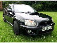 Subaru impreza wrx 2005 12 months MOT.