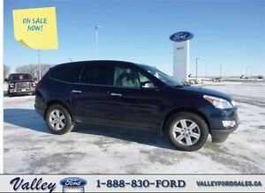 STYLE, COMFORT & QUALITY 2011 Chevrolet Traverse 1LT AWD
